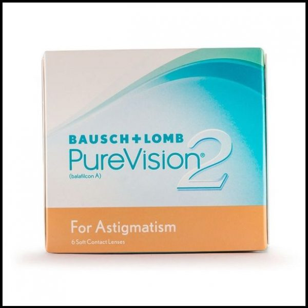 Bausch & lomb purevision 2 astigmatism