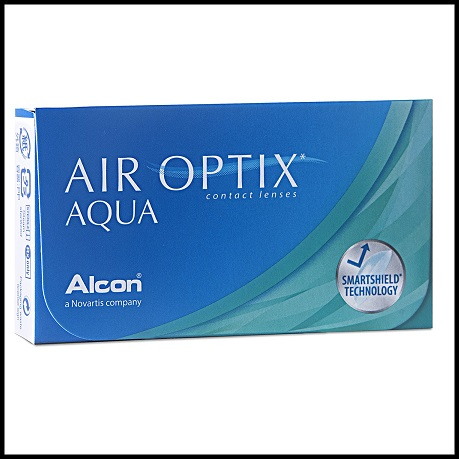 Ciba vision air optix aqua