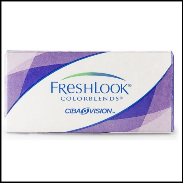 Ciba vision freshlook colorblends color lenses