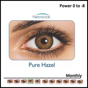 Freshlook Colored Lens Pure Hazel